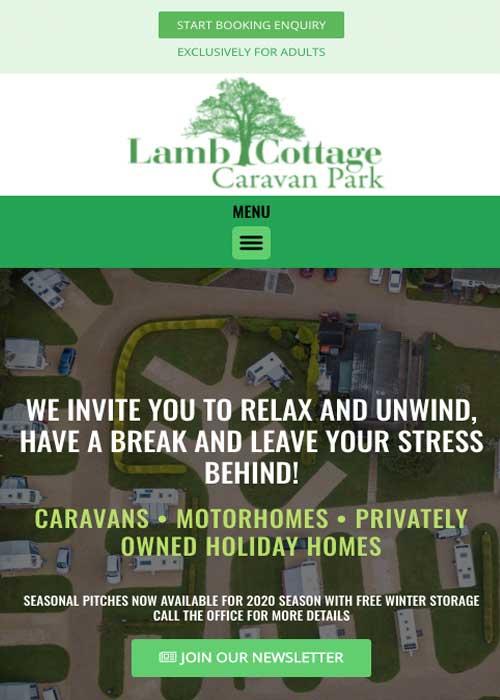 Lmb Cottage Caravan Park