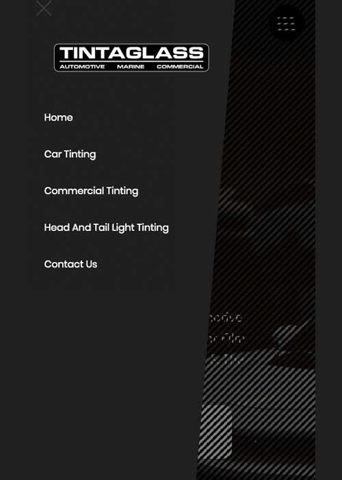 Tintaglass Website Bristol